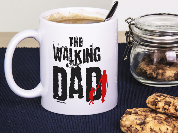 Tasse für Papa The Walking DAD