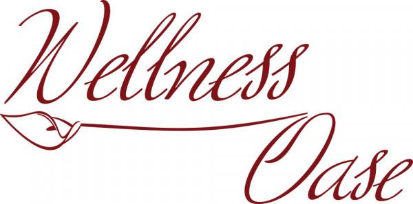 Wandtattoo Badezimmer Schriftzug Wellness Oase