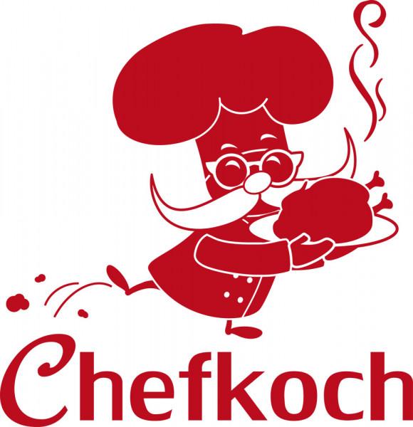 Wandtattoo für Küche Spruch Chefkoch