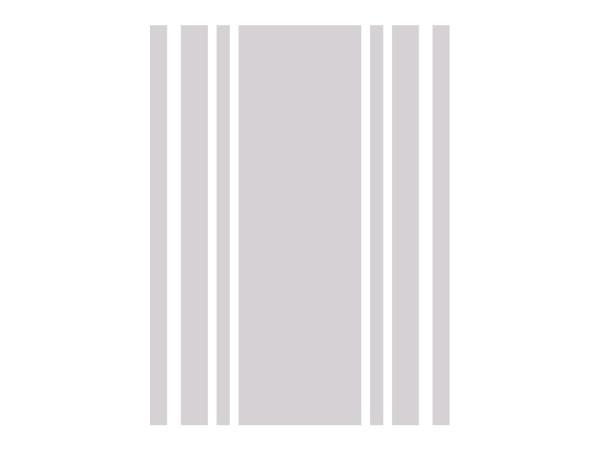 Sichtschutzfolie Streifen vertikal