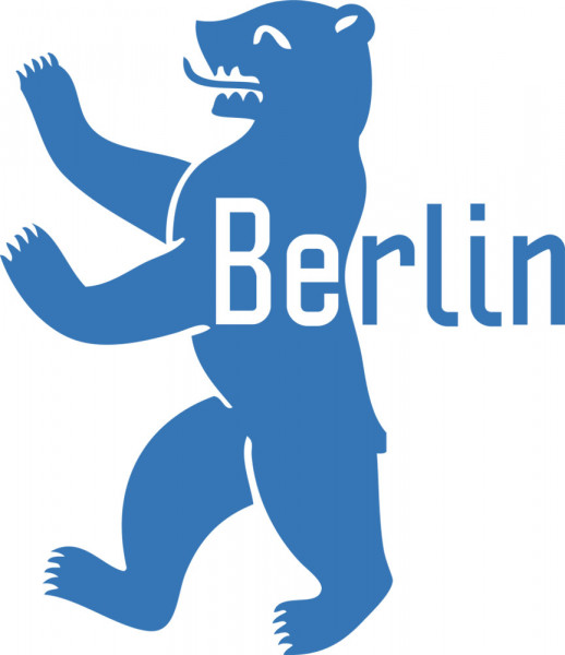 Wandtattoo Berlin Hauptstadt Deutschland Bär Wappen Städte