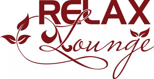 Wandtattoo für Bad Spruch Relax Lounge