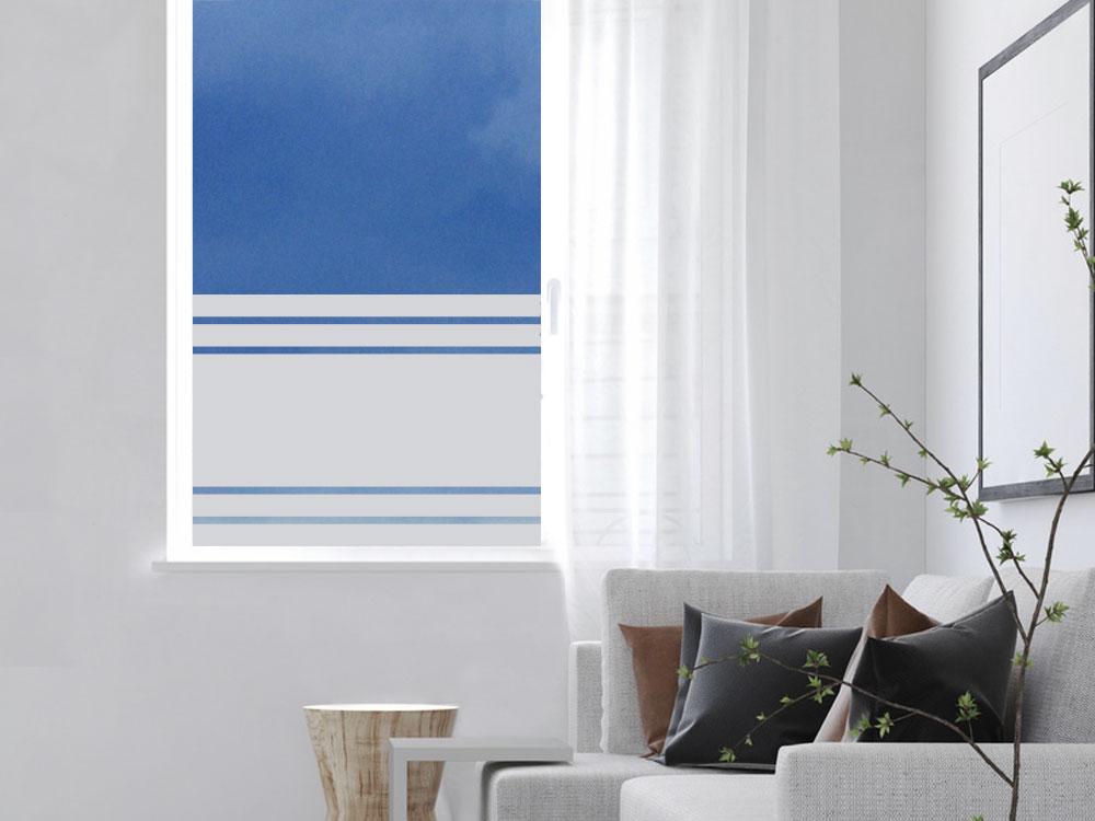 sichtschutzfolie streifen d nn dick oben unten badezimmer sichtschutzfolie fensterfolie. Black Bedroom Furniture Sets. Home Design Ideas