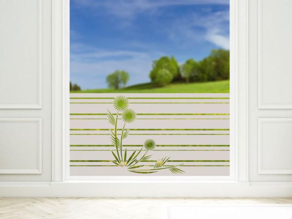 Sichtschutzfolie Pusteblumen Milchglasfolie Fensterfolie