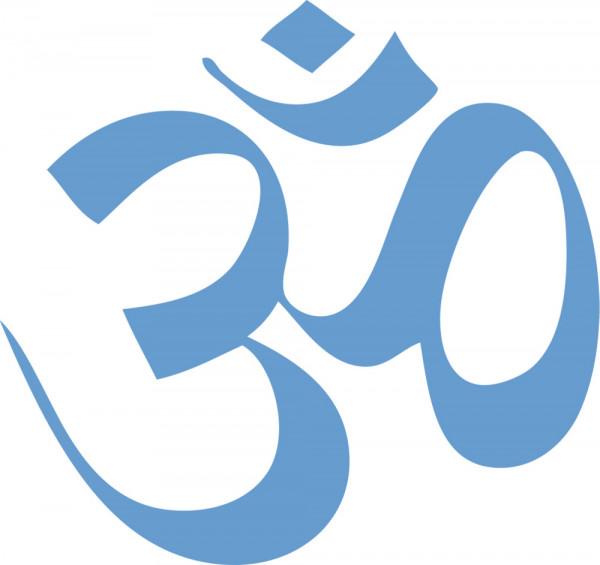 Wandtattoo Om Esoterik Indisches Symbol für Ihr Wohnzimmer