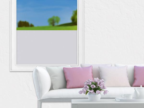 Sichtschutzfolie in neutral für Dein Heim