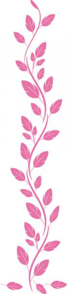 Wandtattoo Wandbanner Blätterranke Ranke Blätter