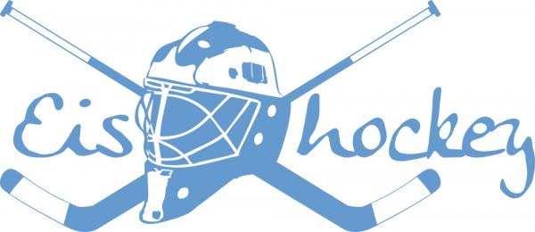 Wandtattoo Sport Eishockey Sportart Sport Jugendzimmer
