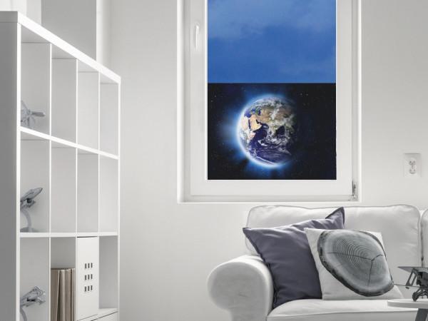 Sichtschutzfolie Erde Welt Weltall