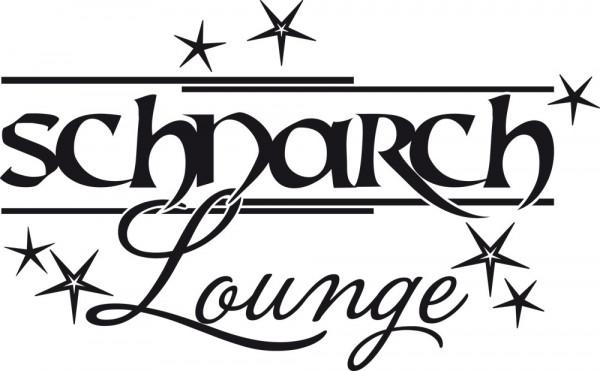 Wandtattoo für Schlafzimmer Schnarch Lounge