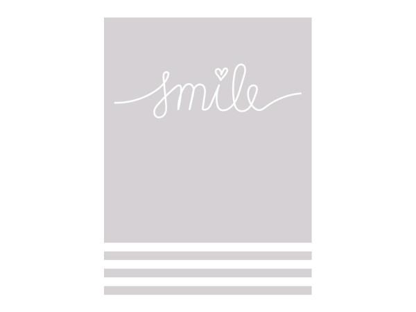 Sichtschutzfolie Smile
