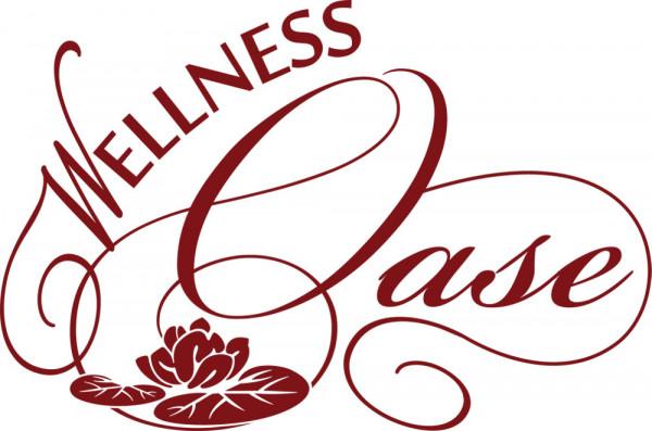 Wandtattoo für Bad Wellness Oase