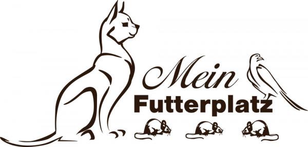 Wandtattoo Tiere Sprüche Hund Küche Flur Katze Spruch Mein Futterplatz Mäuse