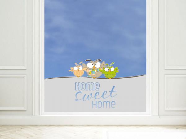 Sichtschutzfolie Home Sweet Home