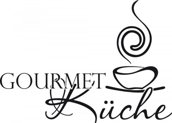 Wandtattoo Küche Spruch Gourmet Küche für Ihr Esszimmer